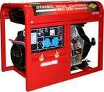 Дизельный сварочный генератор DDE DDW190AE