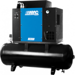 Компрессор винтовой ABAC MICRON 2,2-200  8 бар, 380 V (4152012000)