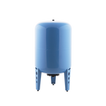 Гидроаккумулятор ДЖИЛЕКС 100В вертикальный, с пластиковым фланцем (7103)
