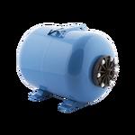 Гидроаккумулятор ДЖИЛЕКС  50Г горизонтальный, с пластиковым фланцем (7053)