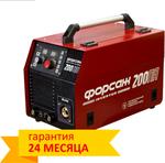 Сварочный полуавтомат ФОРСАЖ 200ПА многофункциональный (MIG/MAG, MMA)