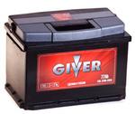 Аккумулятор Giver 77 а.ч.