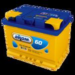 Аккумулятор АКОМ 6СТ-60 о.п.