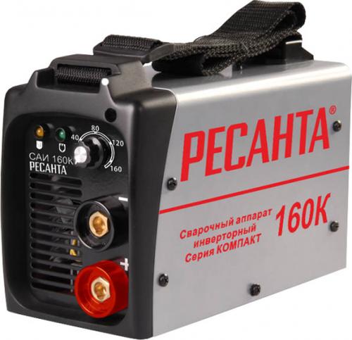 Сварочный инвертор РЕСАНТА САИ 160 К (65/35)