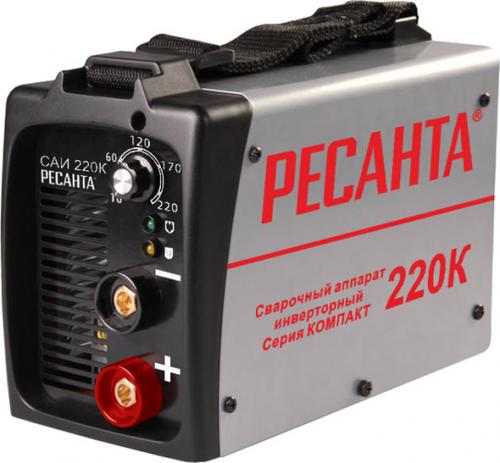 Сварочный инвертор РЕСАНТА САИ 220 К (65/37)