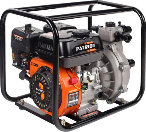 Мотопомпа бензиновая для слабозагрязненной воды PATRIOT MP 1560 SH высоконапорная