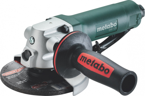 Угловая шлифовальная машина пневматическая METABO DW 125 (601556000)