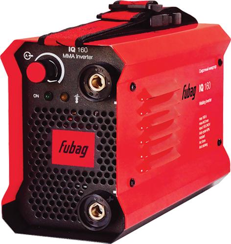 Сварочный инвертор FUBAG IQ160 (38090)
