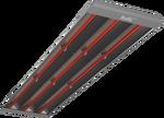 Инфракрасный обогреватель BALLU BIH-T-3.0 с открытыми тэнами