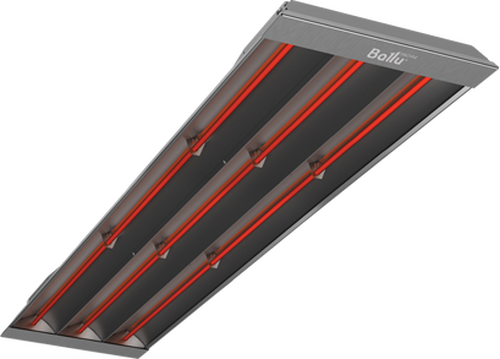 Инфракрасный обогреватель BALLU BIH-T-6.0 с открытыми тэнами