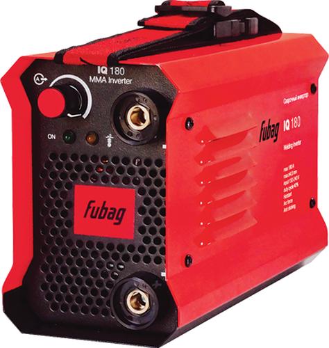 Сварочный инвертор FUBAG IQ180 (38091)