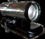 Тепловая пушка на дизтопливе прямого нагрева ПРОФТЕПЛО ДК- 15П (апельсин) (8093540)