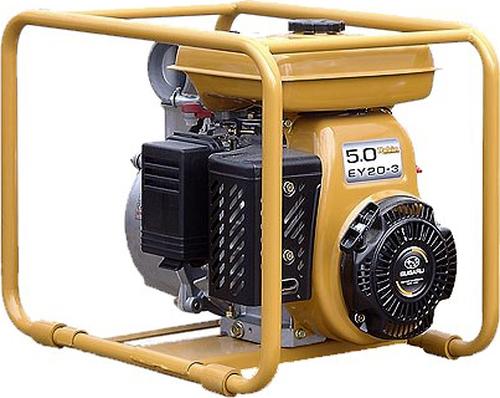 Мотопомпа бензиновая для грязной воды SUBARU PTG 307ST