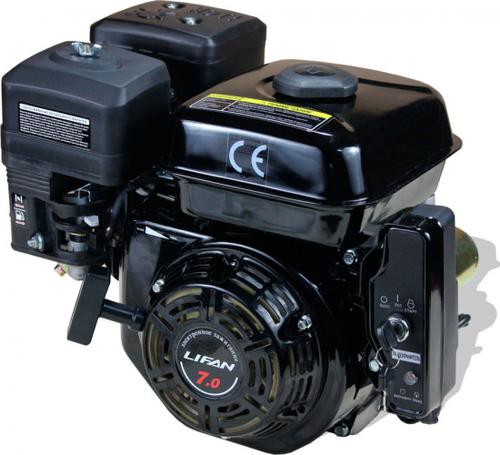 Бензиновый двигатель LIFAN 170FD 7,0 л.с., электростартер