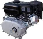 Бензиновый двигатель LIFAN 168F2-R 6,5 л.с., редуктор цепной, сцепление