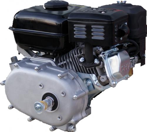 Бензиновый двигатель LIFAN 173F-R 8,0 л.с., редуктор цепной, сцепление