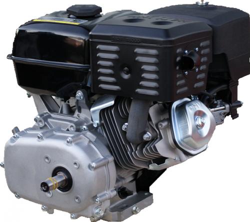 Бензиновый двигатель LIFAN 177F-R 9,0 л.с., редуктор цепной, сцепление