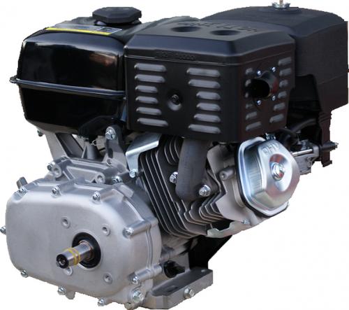 Бензиновый двигатель LIFAN 182F-R 11,0 л.с., редуктор цепной, сцепление