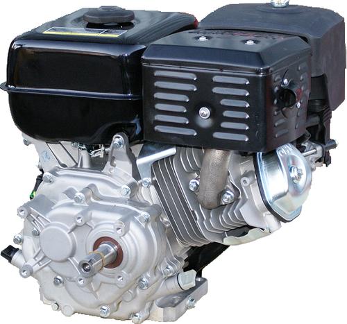 Бензиновый двигатель LIFAN 168F-L 6,5 л.с., редуктор шестеренный