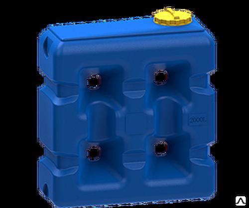 Емкость прямоугольная 2000 литров