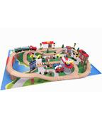Игровой набор Kids4Kids Гигантская железная дорога (HJD931030)