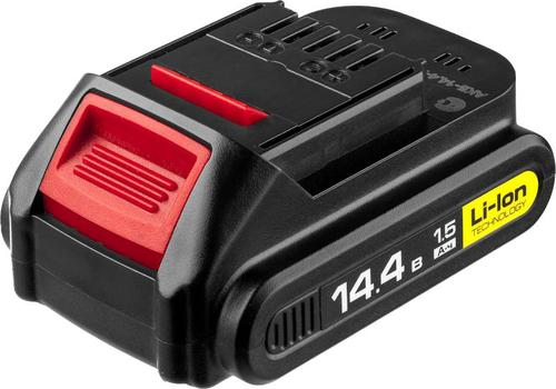 Аккумуляторная батарея для шуруповертов ДА-14.4-2-Ли М2 ЗУБР АКБ-14.4-Ли 15М2