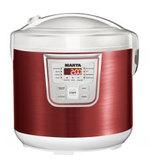 Мультиварки MARTA MT-1965 белый/красный