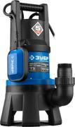 Насос погружной дренажный для грязной воды ЗУБР НПГ-Т3-1300