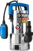 Насос погружной дренажный для грязной воды ЗУБР НПГ-Т3-750-С