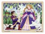Пазл Melissa & Doug Принц и принцесса