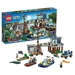 Конструктор LEGO Участок новой Лесной Полиции (60069)