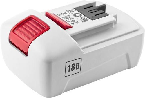 Аккумулятор для шуруповертов ЗДА-18-Ли К(Н) ЗУБР ЗАКБ-18-Ли