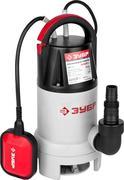 Насос погружной для загрязненной воды ЗУБР ЗНПГ-550