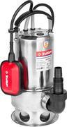 Насос погружной для загрязненной воды ЗУБР ЗНПГ-550-С