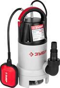 Насос погружной для загрязненной воды ЗУБР ЗНПГ-900