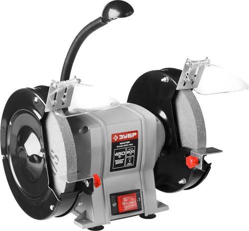 Станок точильный электрический ЗУБР ЗТШМ-200-450