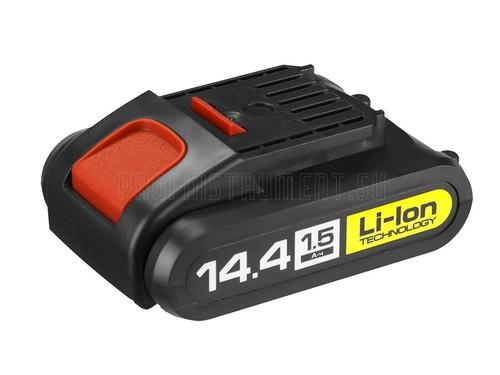 Аккумулятор для шуруповертов ЗУБР АКБ-14.4-Ли 15М1