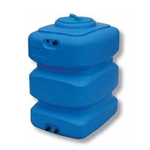 Бак для воды ATP-500 синий с поплавком (Миасс)