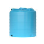 Бак для воды ATV-1000 синий с поплавком (Миасс)