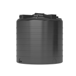 Бак для воды ATV-1000 черный с поплавком (Миасс)