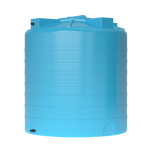 Бак для воды ATV-1500 BW сине-белый