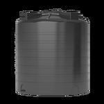 Бак для воды ATV-1500 черный с поплавком (Миасс)