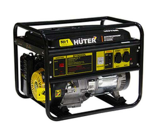 Бензиновый генератор DY9500LX с электропуском и силовой розеткой
