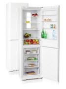Двухкамерный холодильник Бирюса 380NF