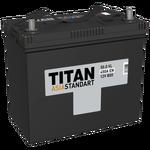 Аккумулятор TITAN ASIA STANDART 6СТ-50.0 VL о.п. (410А)