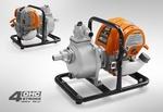 Carver CGP 259 Насос бензиновый для чистой воды