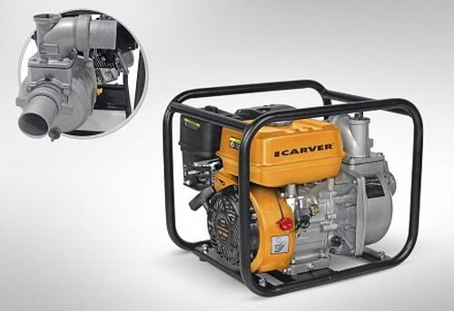 Carver CGP 3050 Насос бензиновый для чистой воды