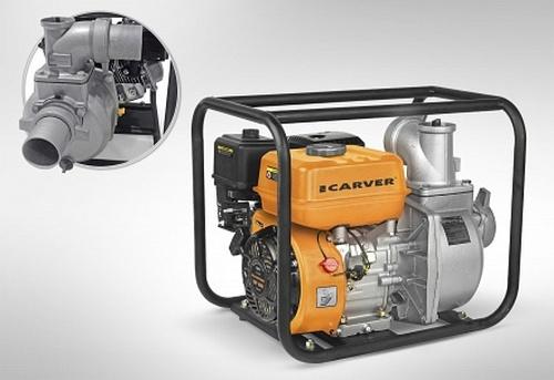 Carver CGP 6080 Насос бензиновый для чистой воды