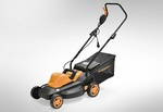 Carver LME-1437 Газонокосилка электрическая