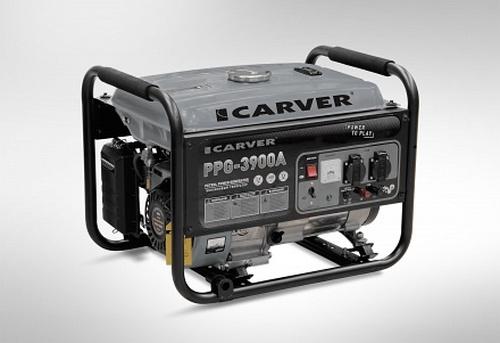 Carver PPG-3900A Генератор бензиновый